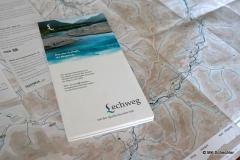 Lechweg Karte und Infoheft