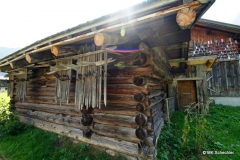 Hütte am Lechweg