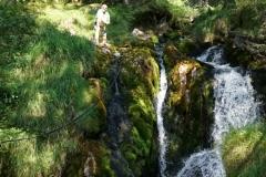 Doser Wasserfall bei Häselgehr