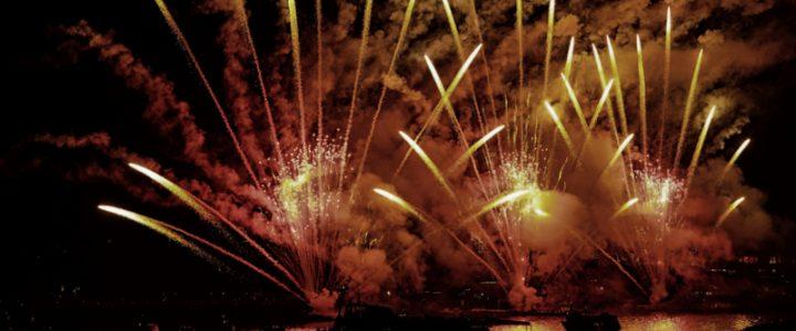 Konstanzer Seenachtfest vergrößert Feuerwerk
