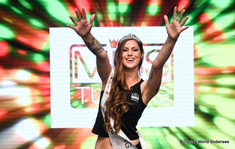 Miss Tuning 2018  Laura Fietzek aus Saarlouis