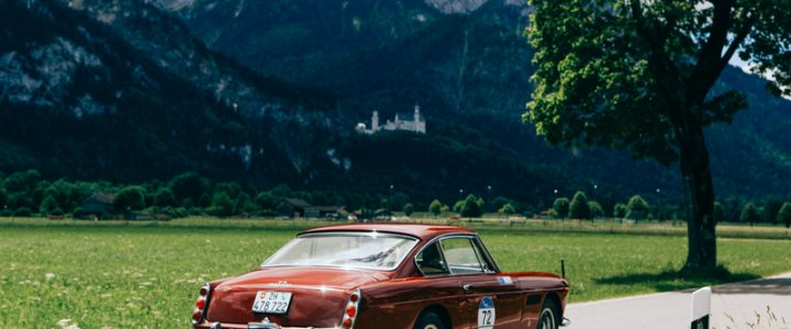 Oldtimer-Faszination am Arlberg
