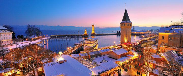 Weihnachtszauber rund um den Bodensee 2019