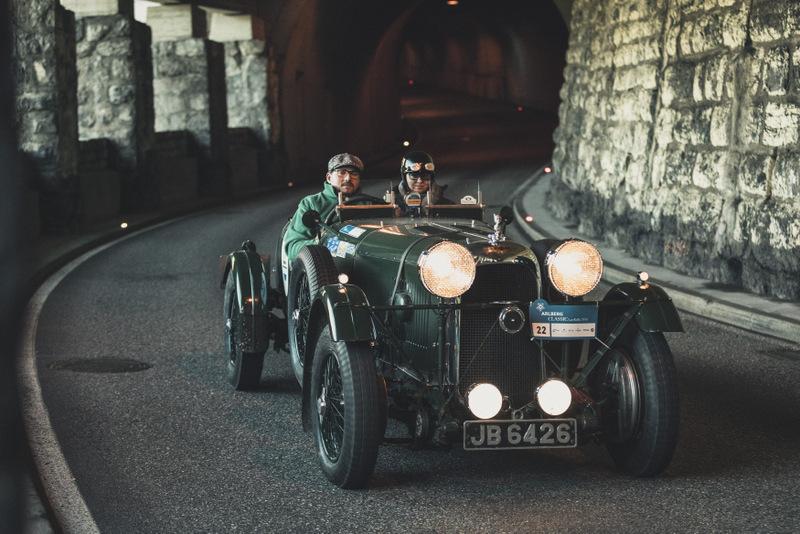 Arlberg Classic Car Rally